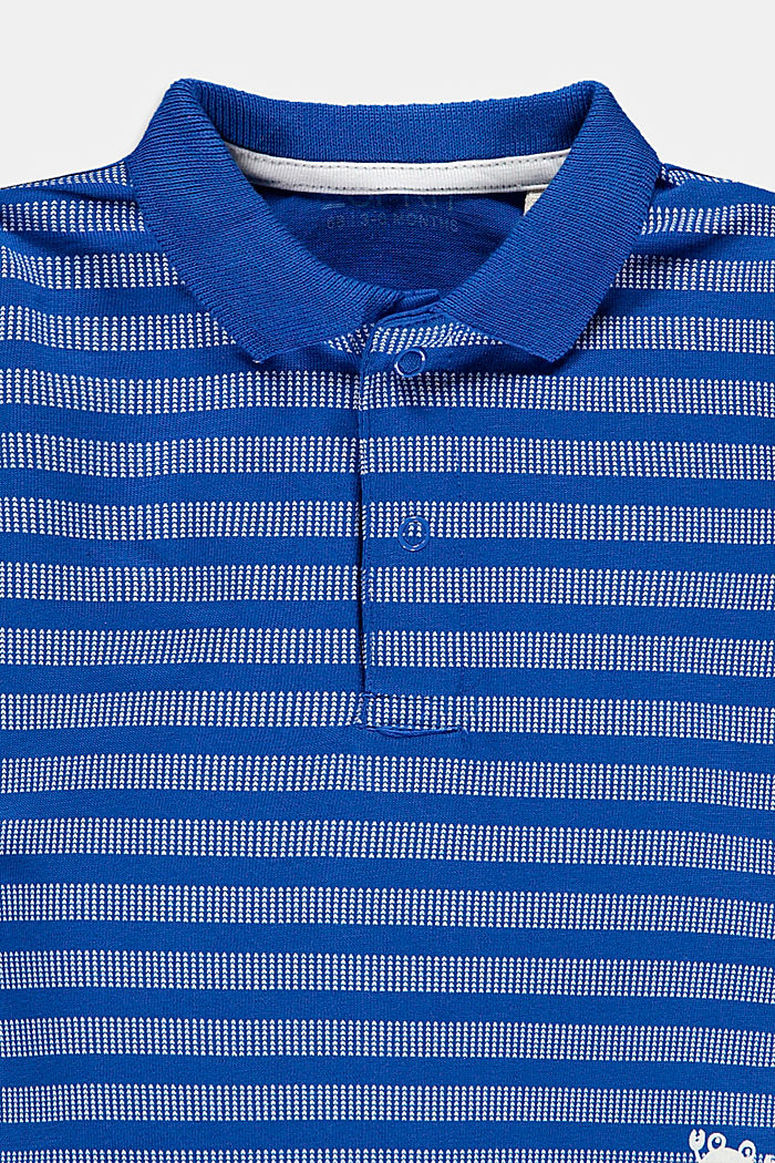 Polo shirts, TURQUOISE, detail image number 2