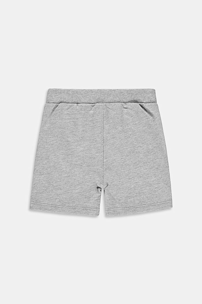 Sweat-Shorts aus 100% Bio-Baumwolle