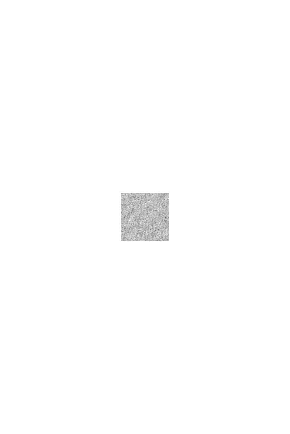 Sweatshort van 100% biologisch katoen, MEDIUM GREY, swatch