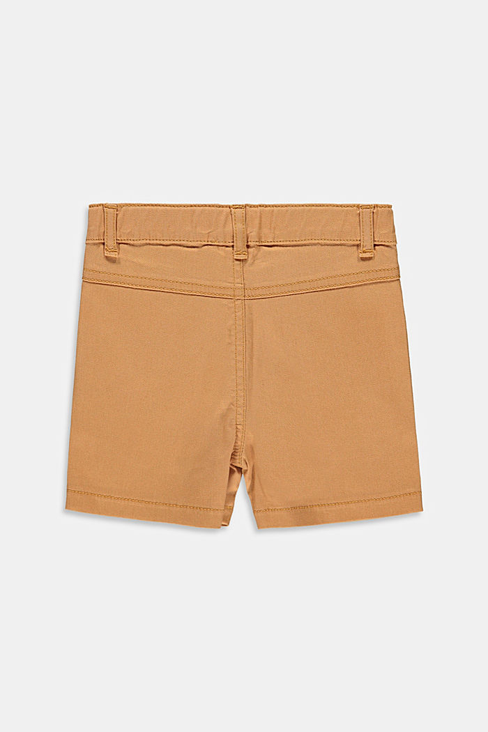 Basic-Shorts mit Verstellbund