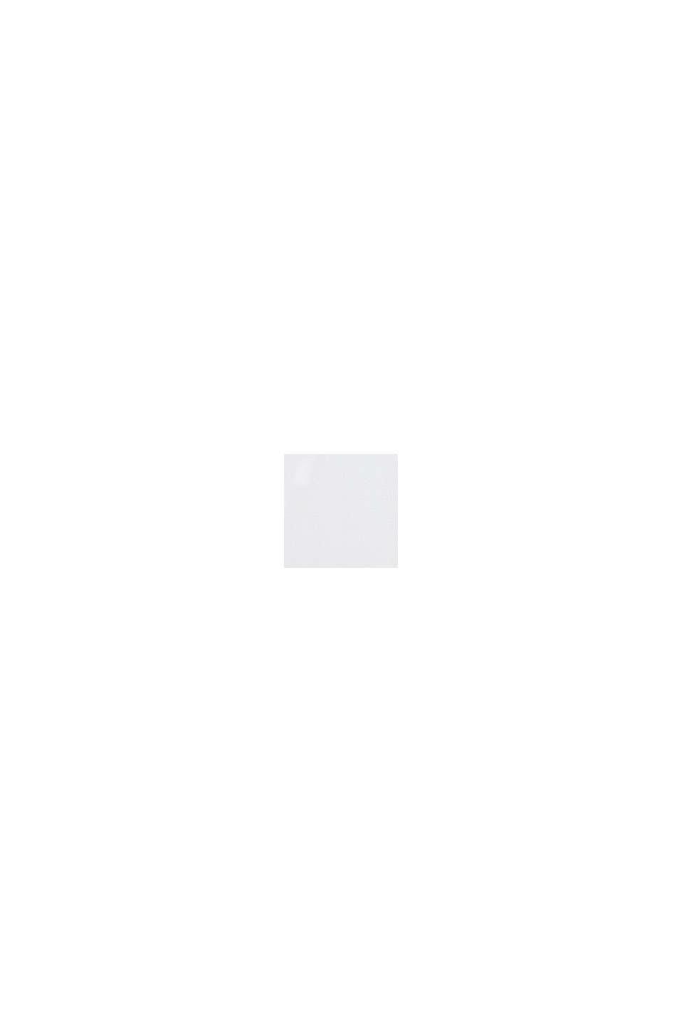 Maglia a manica lunga con stampa floreale, WHITE, swatch