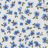 Jersey-Polo mit Millefleurs-Print, WHITE, swatch