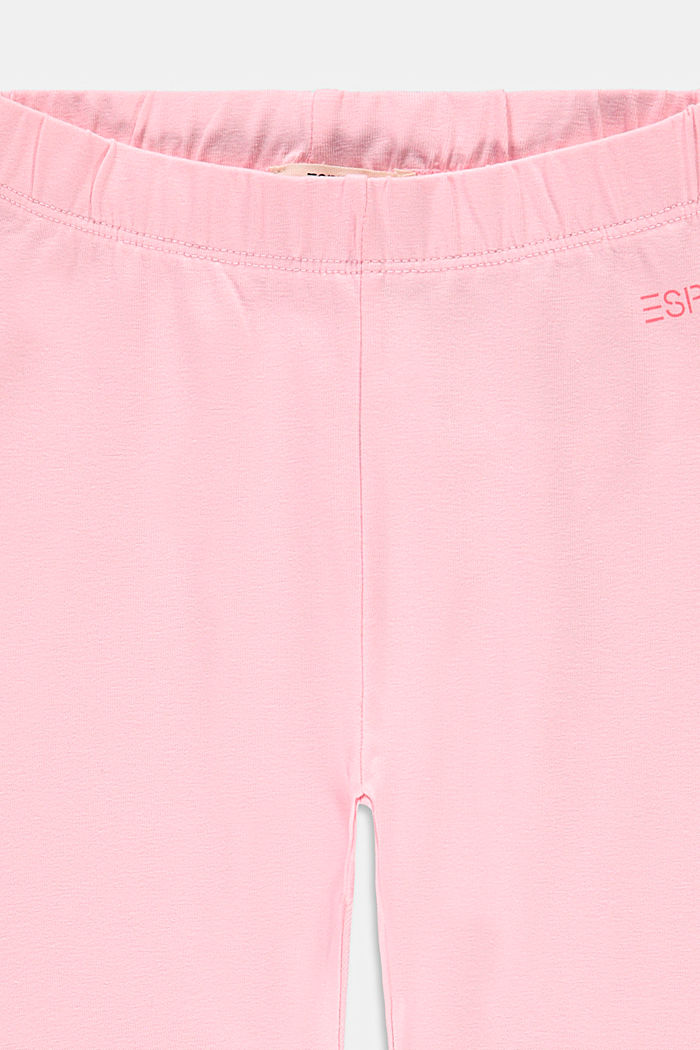 Capri leggings, BLUSH, detail image number 2