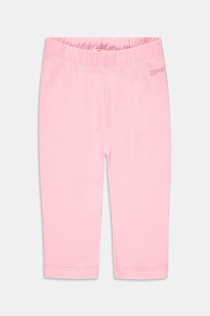 Capri leggings, BLUSH, detail image number 0