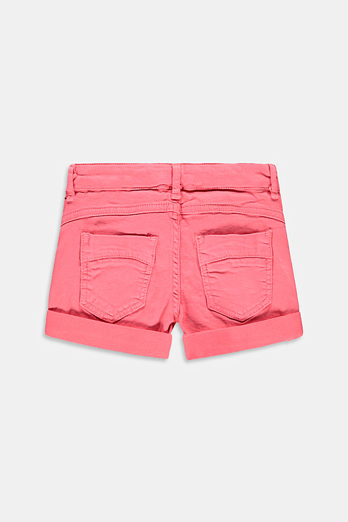 Stretch-Shorts mit Verstellbund
