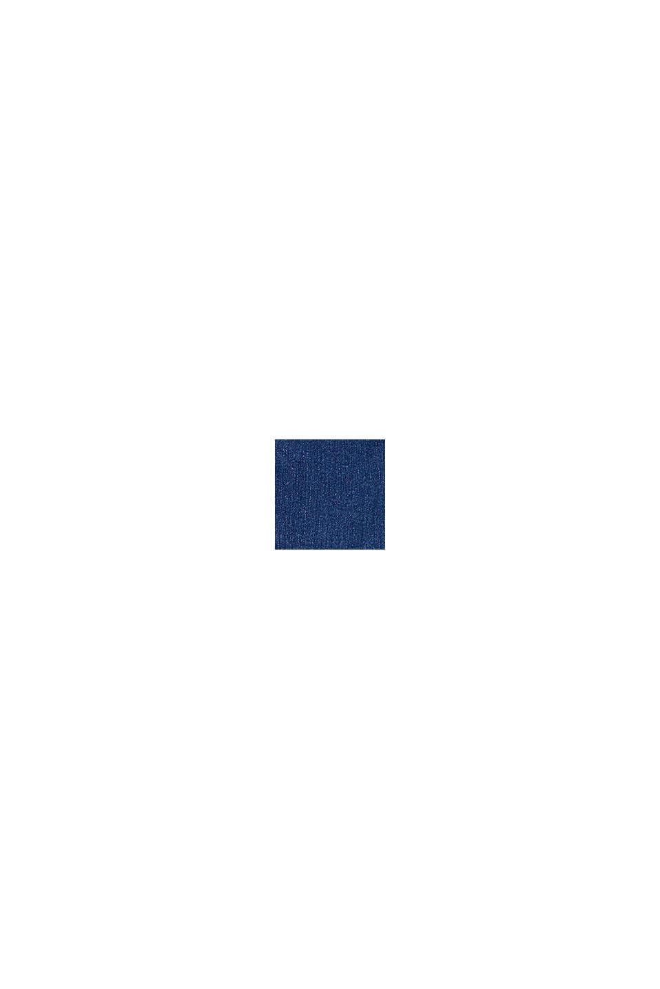 Jeggings med resårlinning, BLUE MEDIUM WASHED, swatch