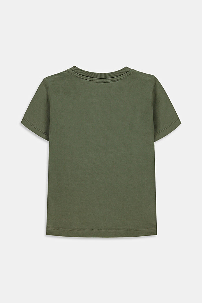Statement T-shirt made of 100% cotton
