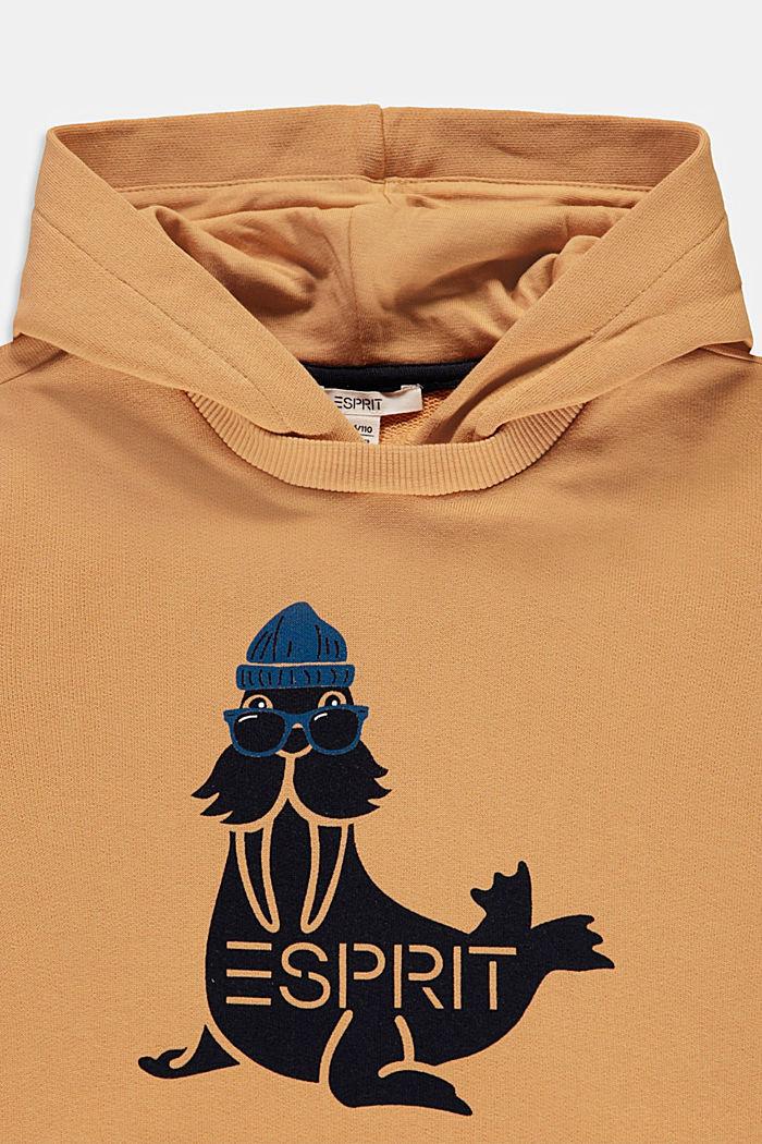 Sweatshirts, CARAMEL, detail image number 2