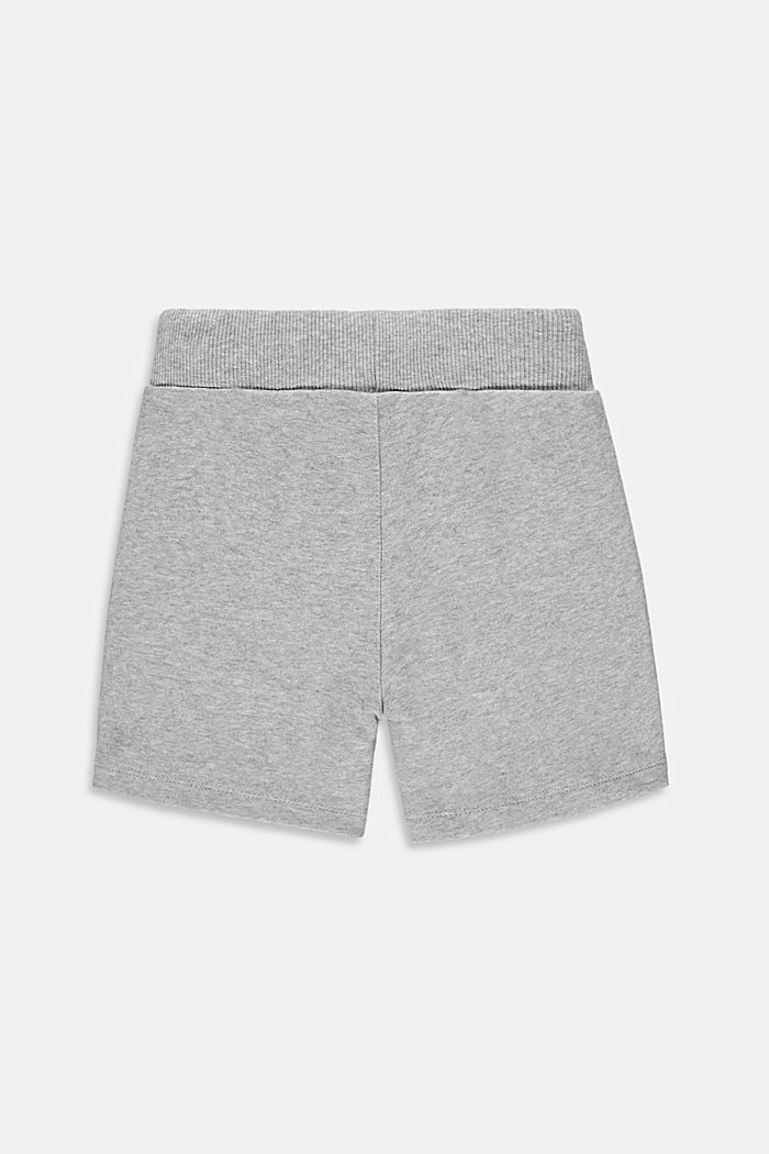 Sweat shorts made of 100% cotton