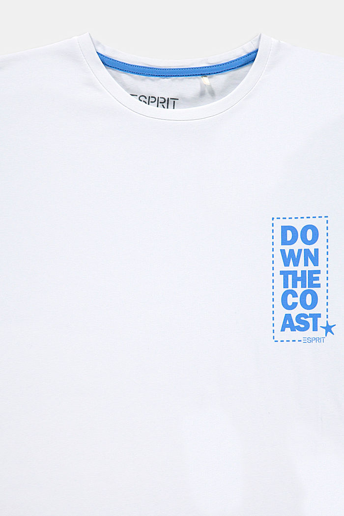 Statement print T-shirt, WHITE, detail image number 2