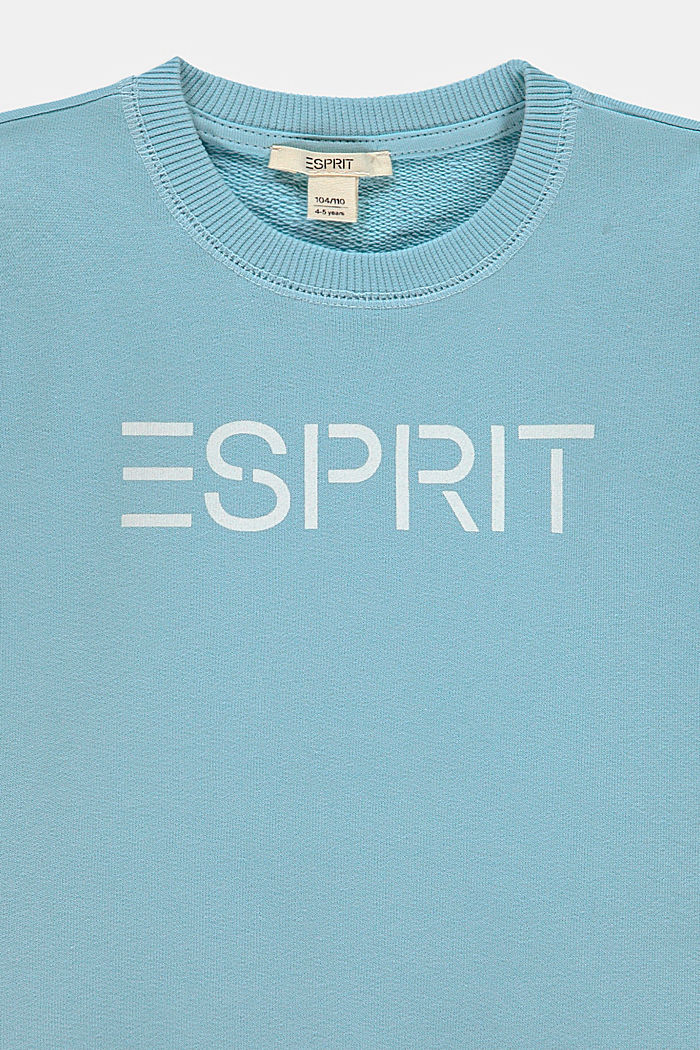 Sweatshirts, LIGHT TURQUOISE, detail image number 2