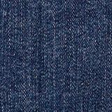Jupe en jean à taille ajustable, BLUE DARK WASHED, swatch