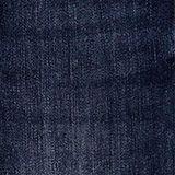 Schmale Stretch-Jeans mit Saumzippern, BLUE DARK WASHED, swatch