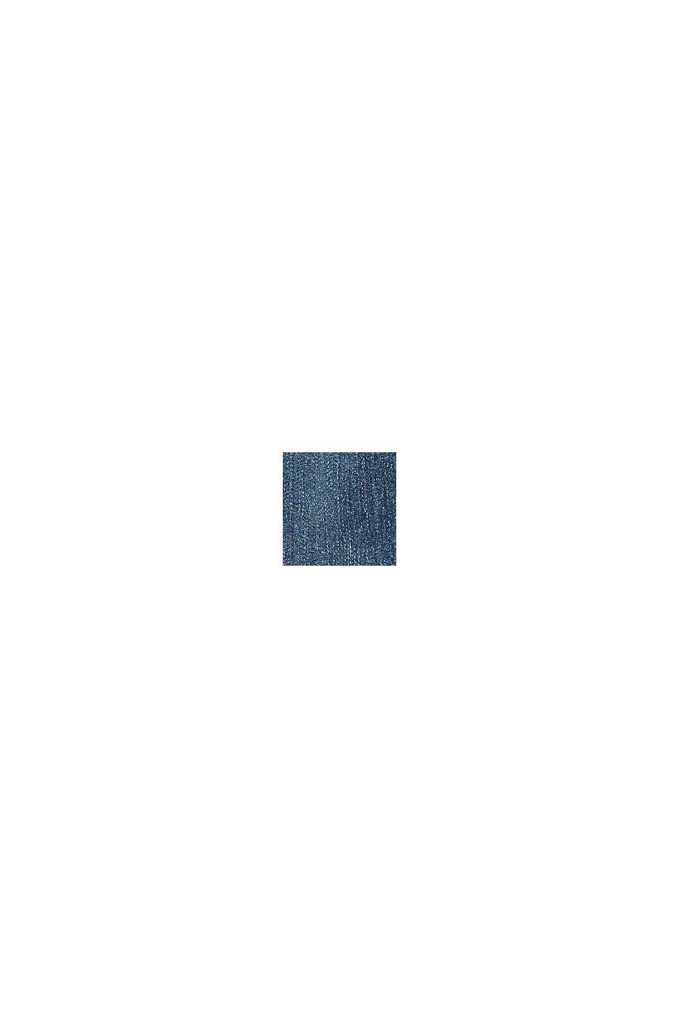 Smalle stretchjeans med regulerbar livvidde, BLUE MEDIUM WASHED, swatch