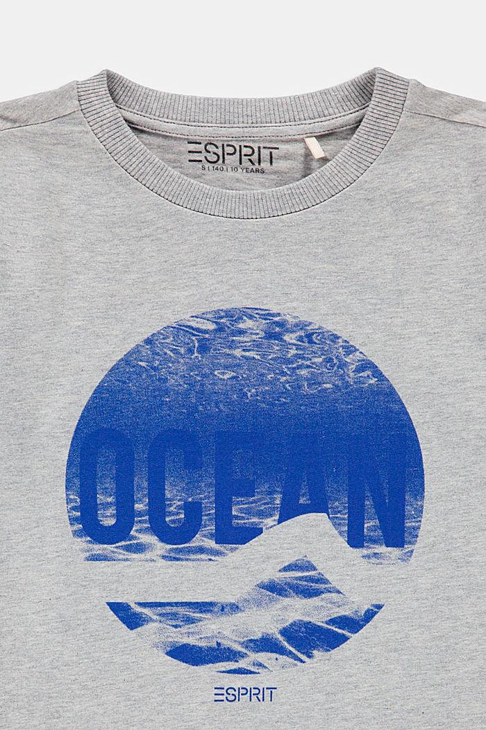 T-Shirts, MEDIUM GREY, detail image number 2