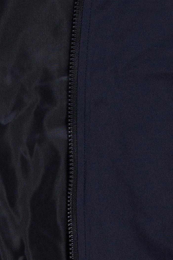 Cazadora estilo bomber, NAVY, detail image number 2