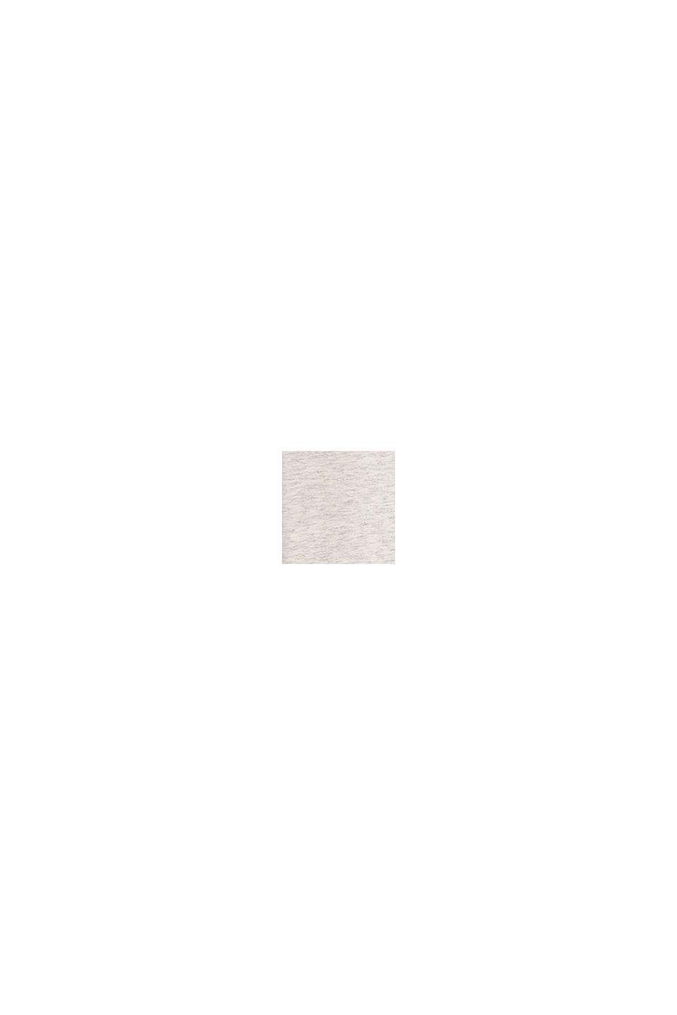 T-shirt met vlinderprint, SILVER, swatch