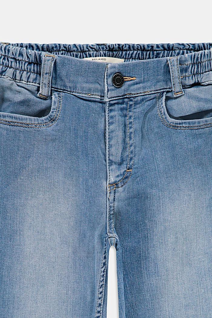 Pants denim, BLUE LIGHT WASHED, detail image number 2