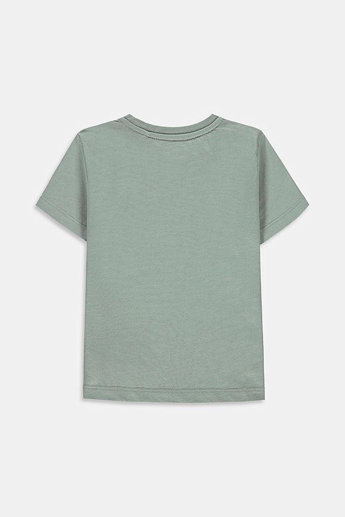 T-shirt à imprimé, 100% coton