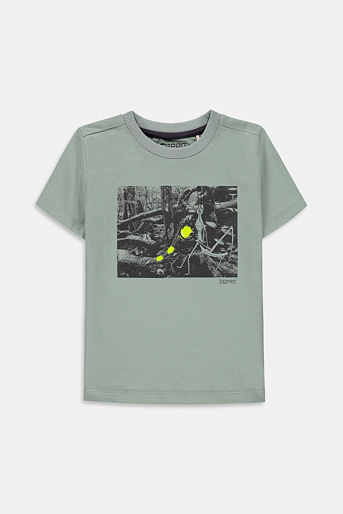 Printed T-shirt made of 100% cotton