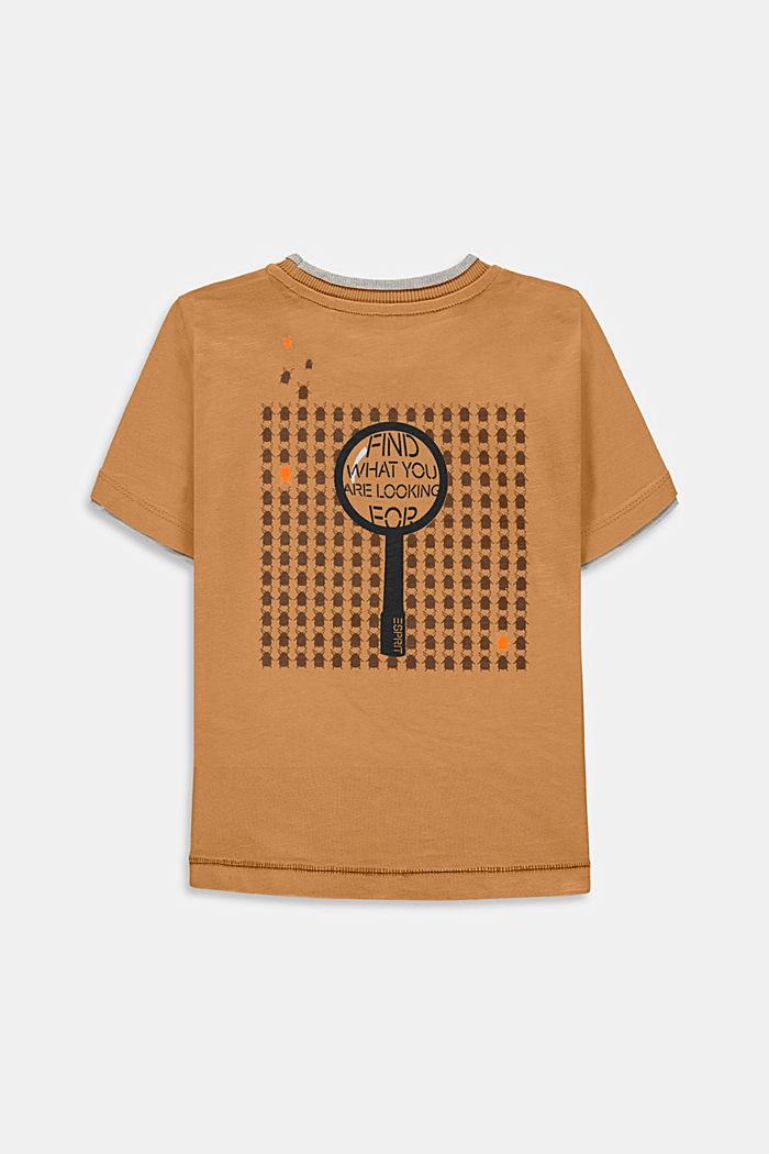 T-Shirts, CARAMEL, detail image number 1