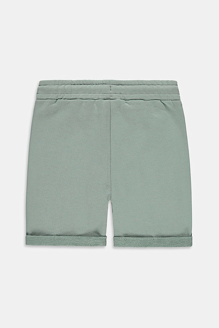 Sweat-Shorts aus 100% Baumwolle