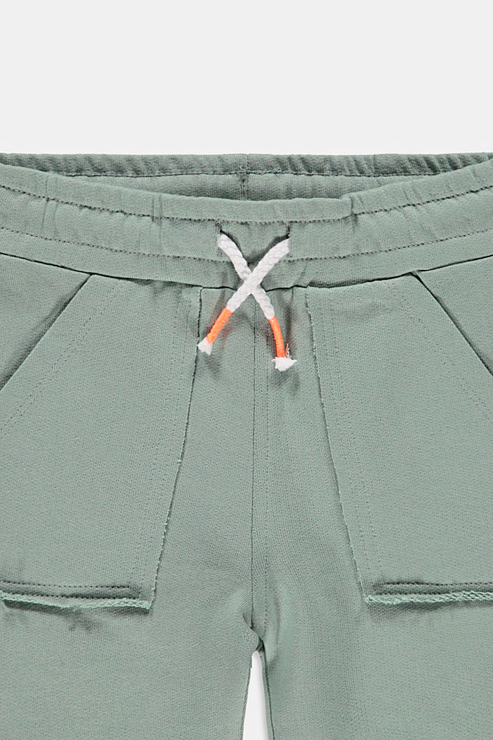 Shorts knitted, LIGHT KHAKI, detail image number 2