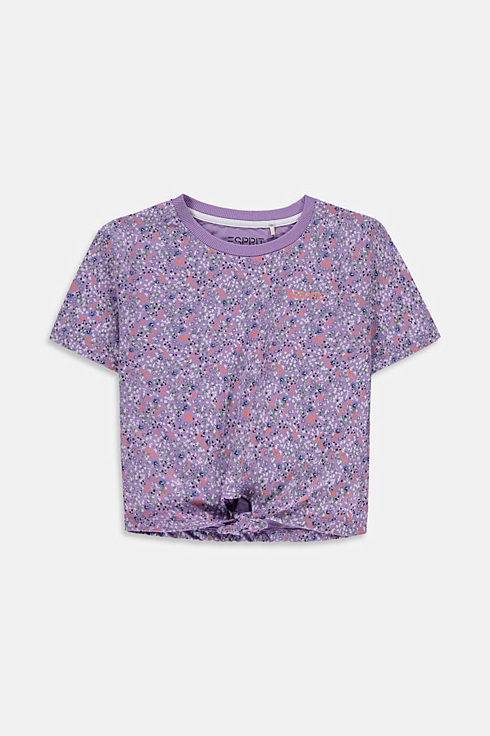 T-Shirts, LAVENDER, overview