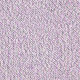 Cardigan court en fil mouliné, 100% coton, ROSE, swatch