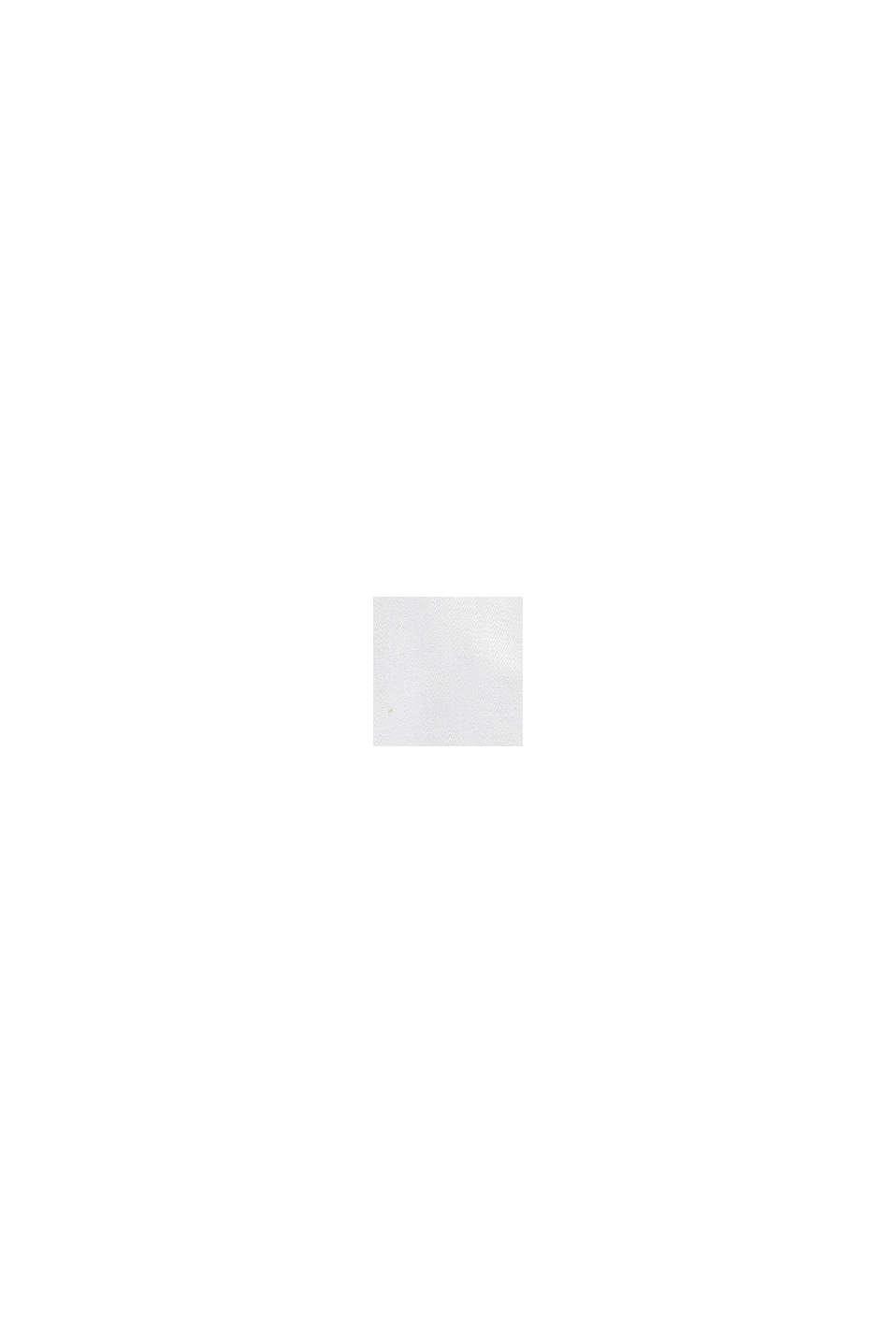 Vaqueros cortos de algodón elástico, WHITE, swatch