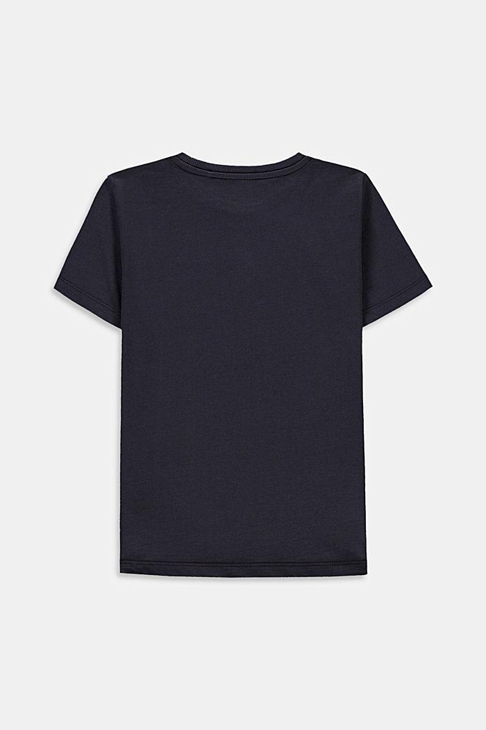 T-shirt van 100% katoen met print