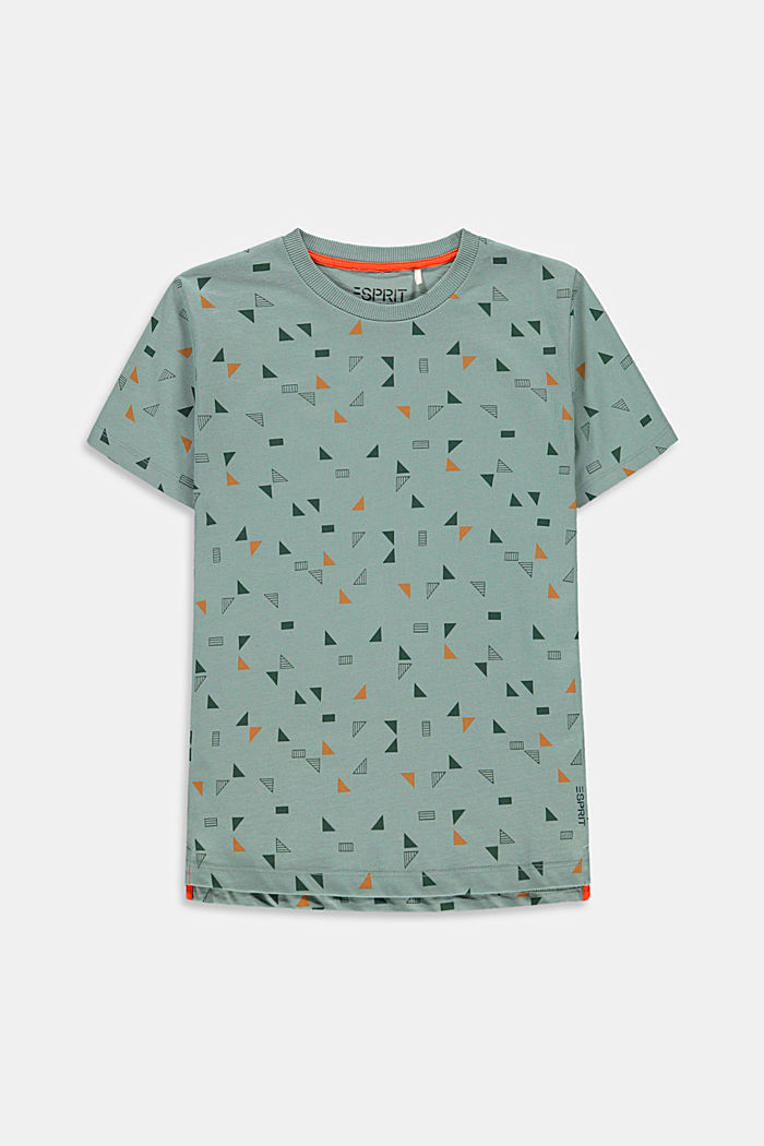 Printed T-shirt, 100% cotton