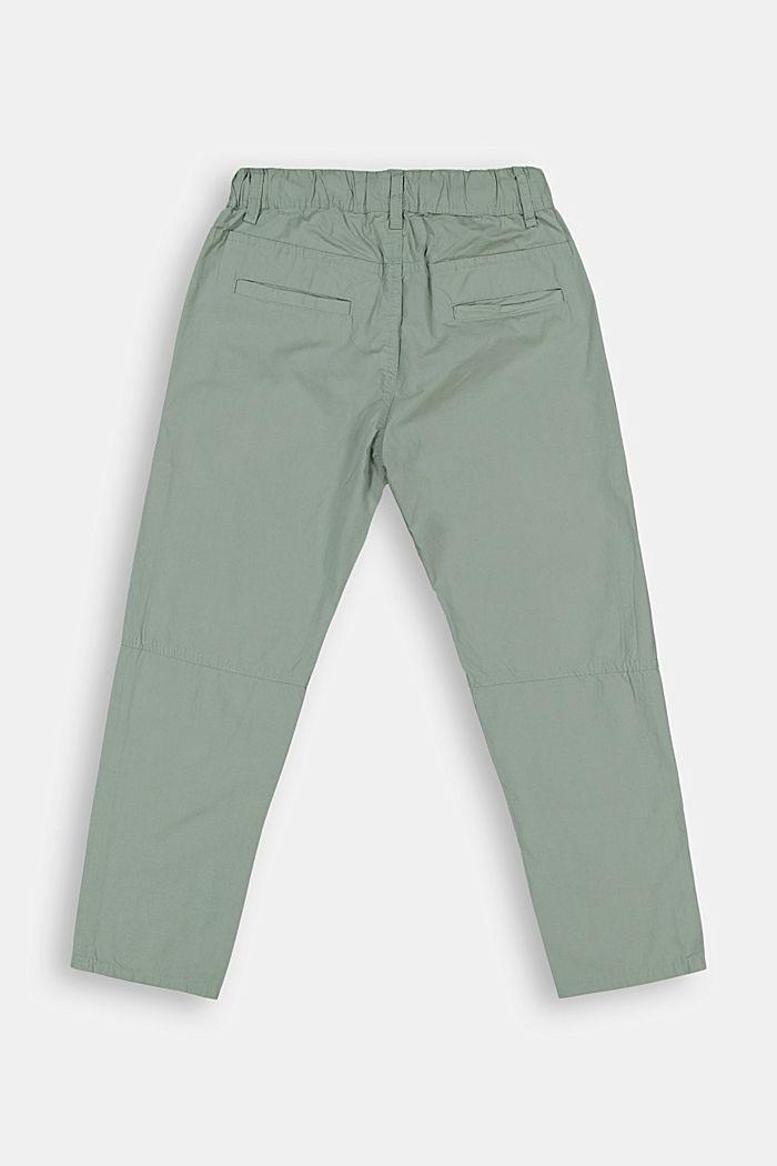 Pantalon de style jogging, 100% coton