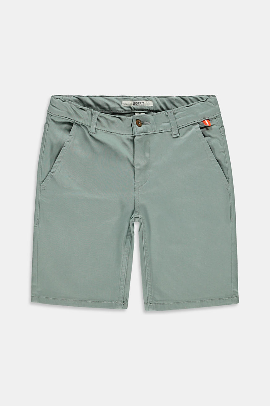 Short style chino à taille ajustable