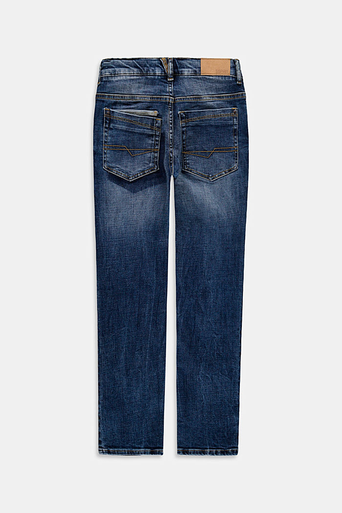 Cool jeans with an adjustable waistband