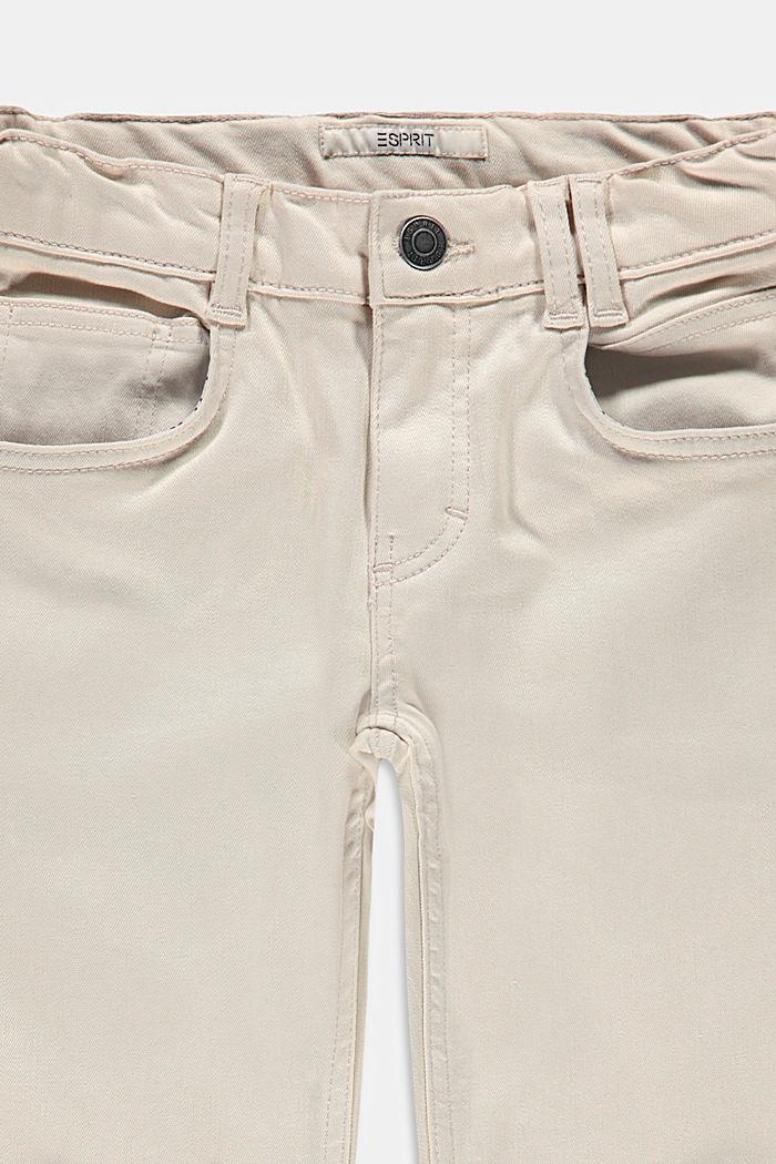 Jeans im Worker-Style mit Verstellbund, ICE, detail image number 2