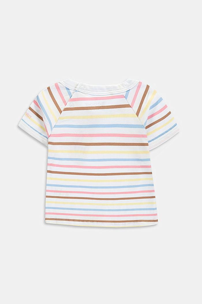 T-shirt orné d´un imprimé, coton biologique
