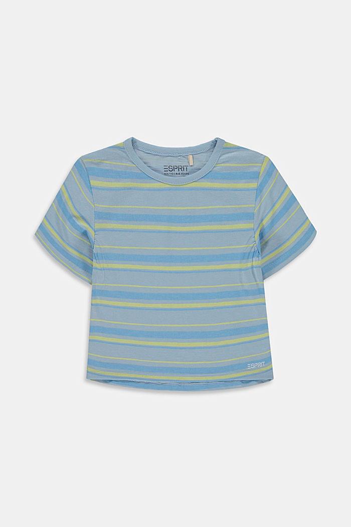 T-shirt w paski, 100% bawełny