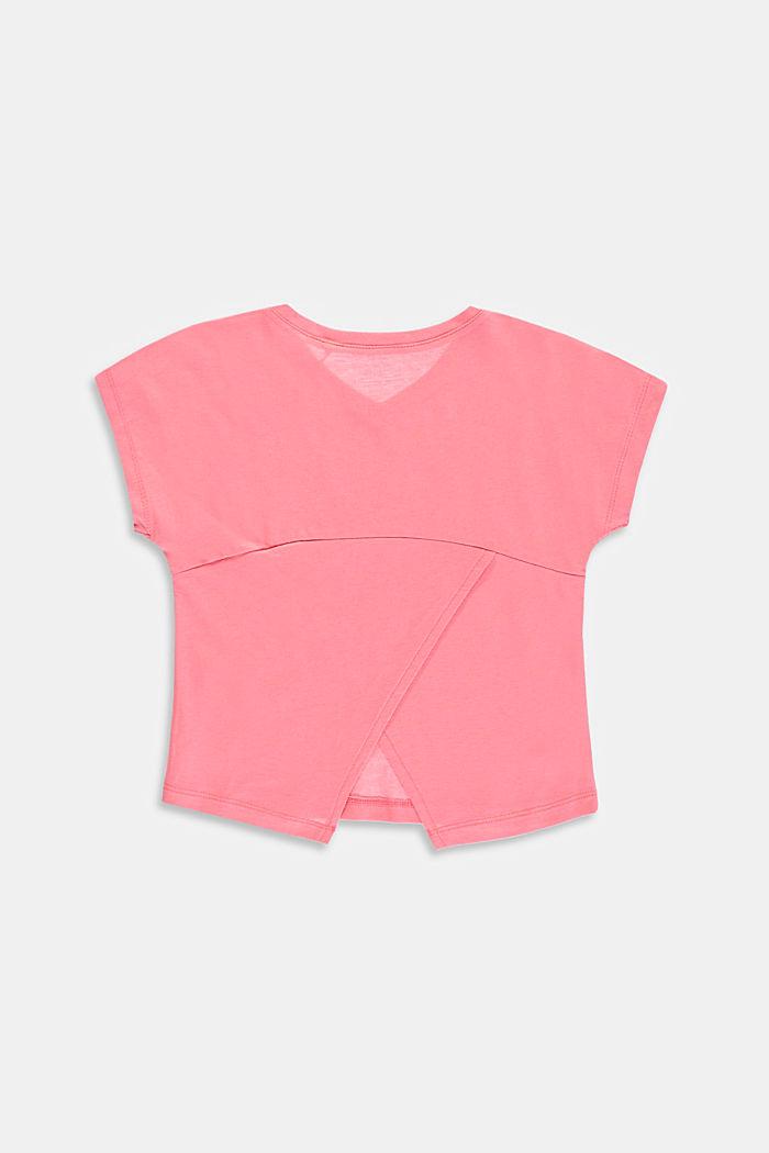 T-Shirts, PINK, detail image number 1