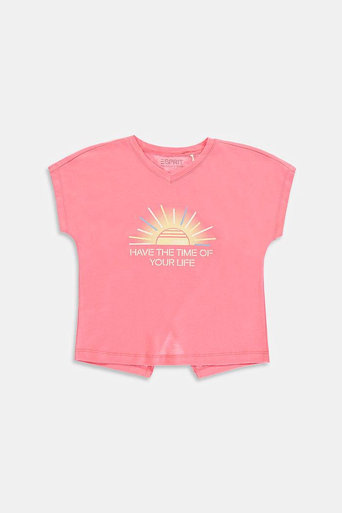 T-Shirts, PINK, detail image number 0