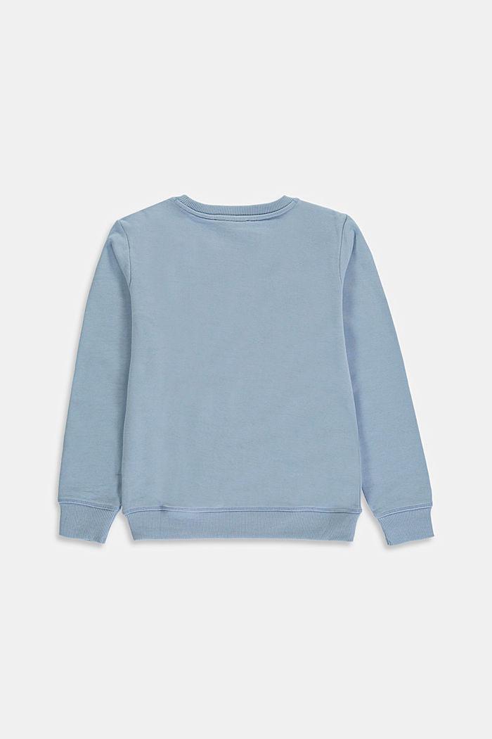 Logo-Sweatshirt aus 100% Baumwolle