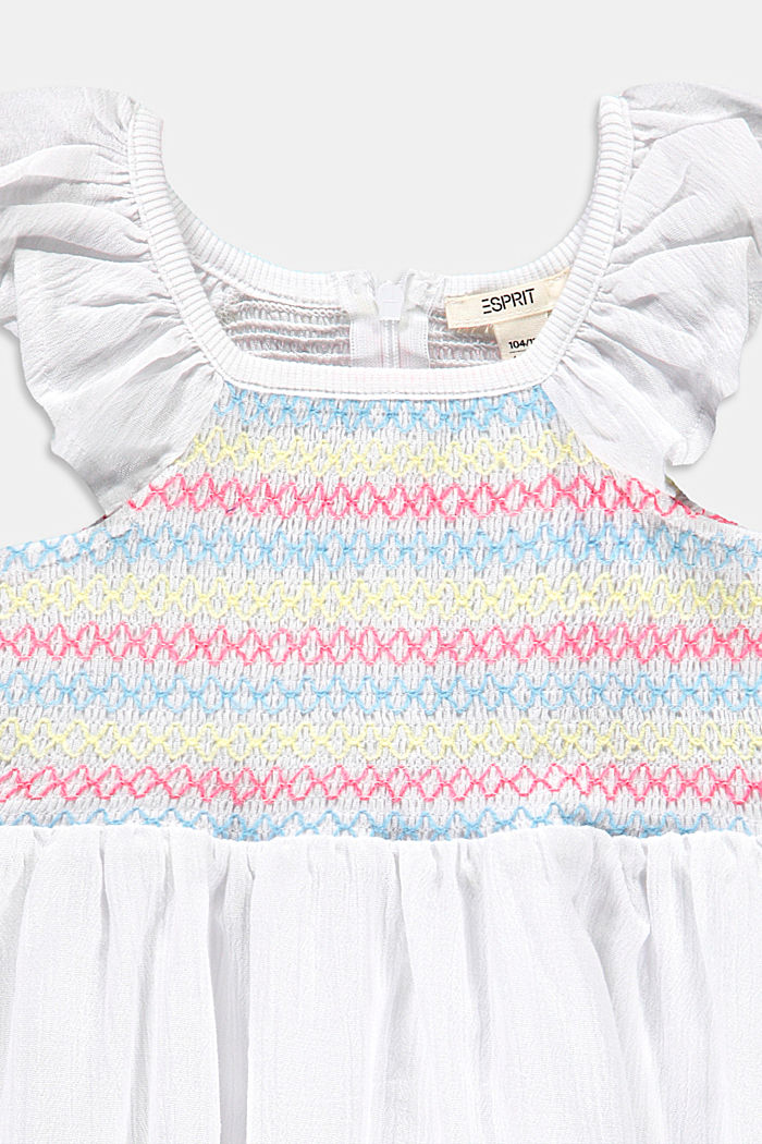 Dresses woven, WHITE, detail image number 2