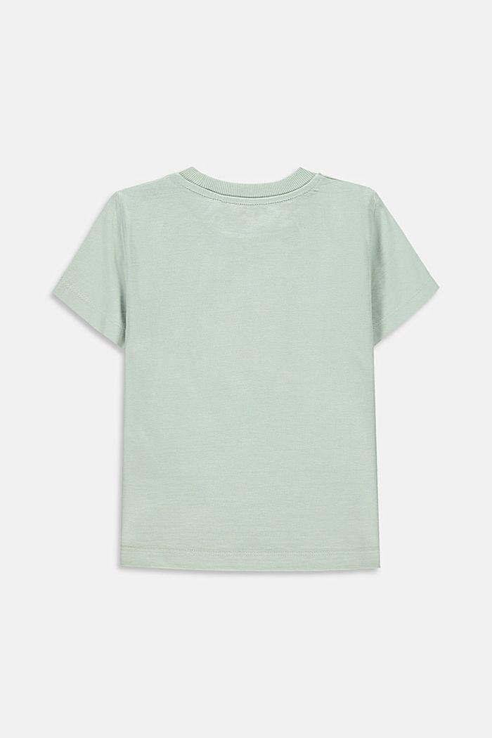 T-shirt con stampa, 100% cotone