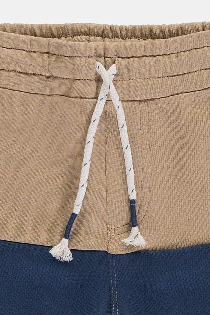 Shorts knitted, CAMEL, detail image number 2