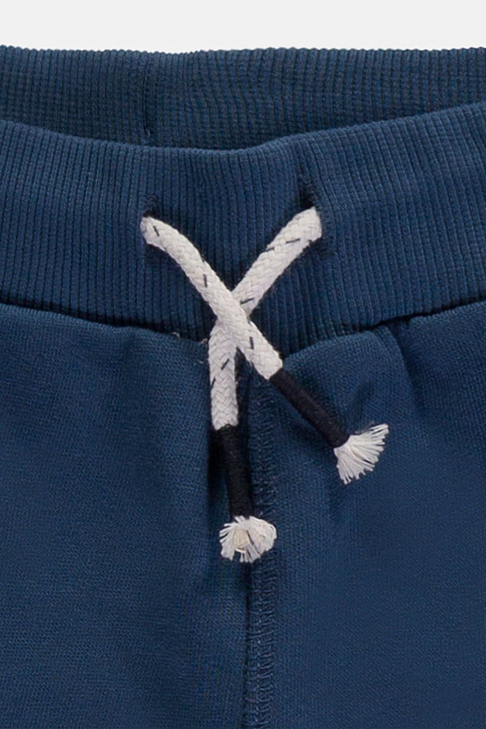 Pants knitted, PETROL BLUE, detail image number 2