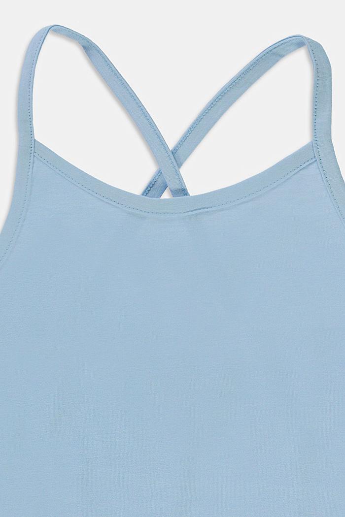 T-Shirts, BLUE LAVENDER, detail image number 2