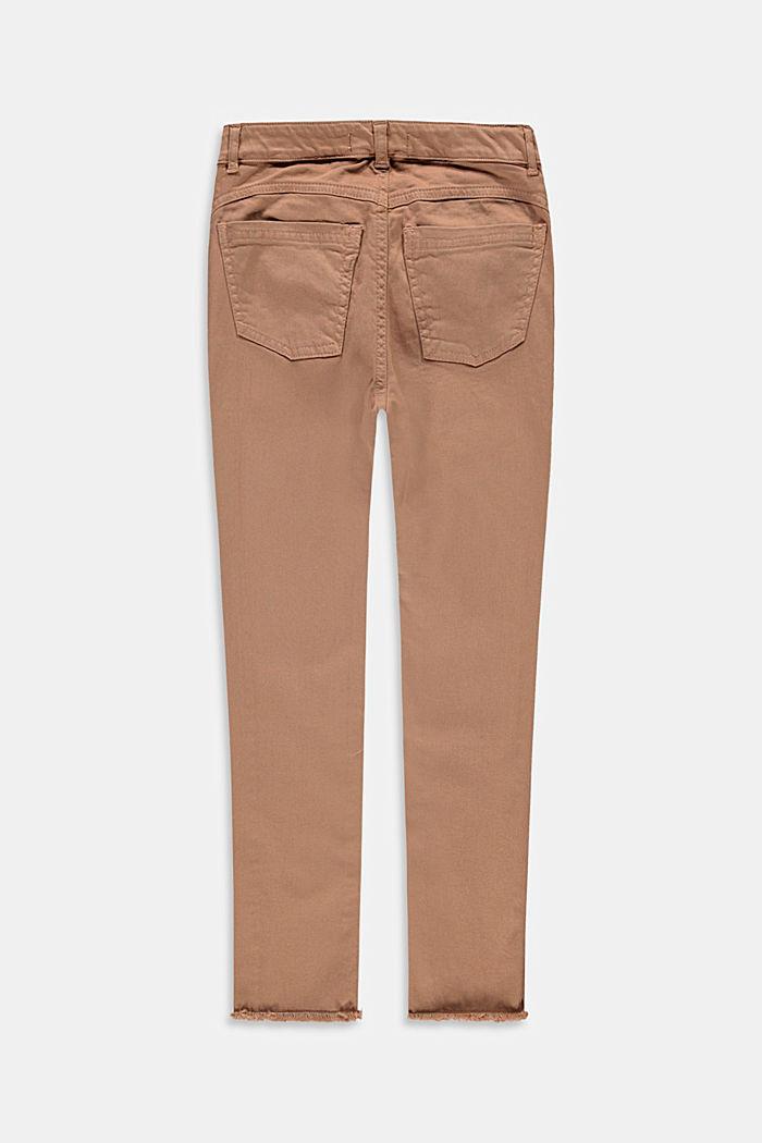 Pants denim, TAUPE, detail image number 1