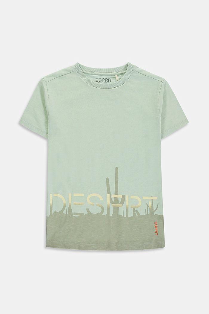 T-Shirts, PASTEL GREEN, detail image number 0