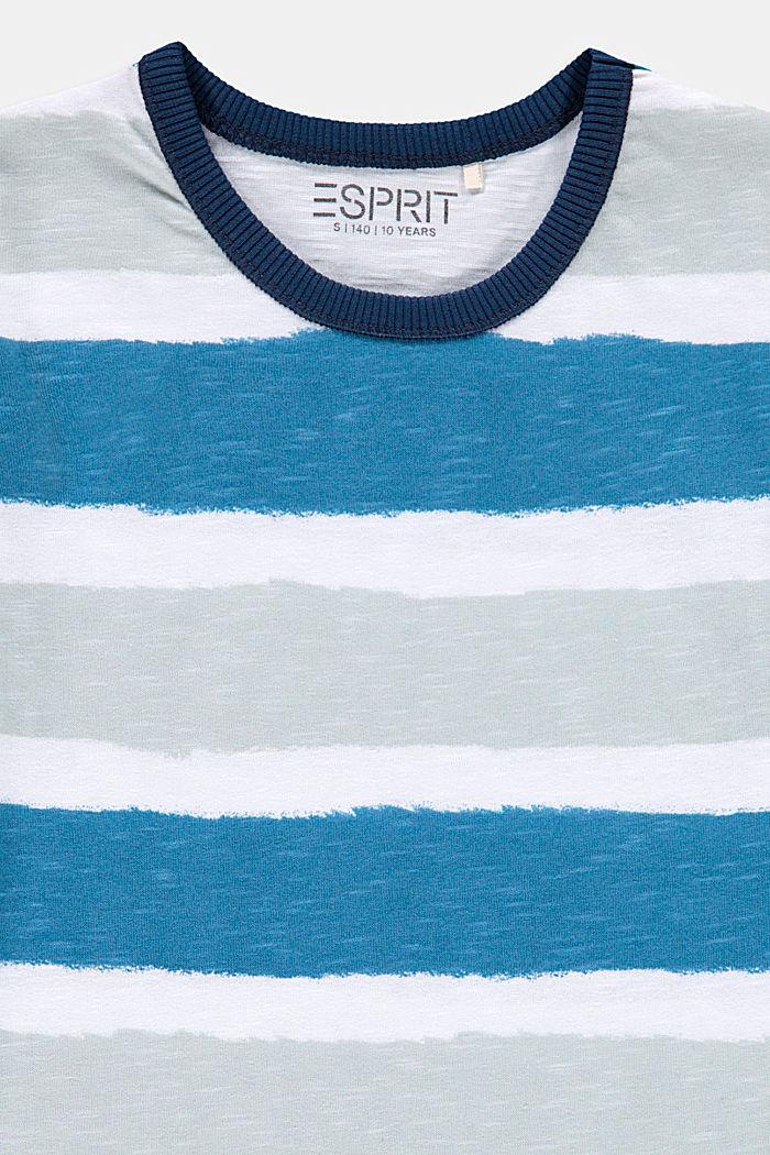 Fashion T-Shirt, GREY BLUE, detail image number 2