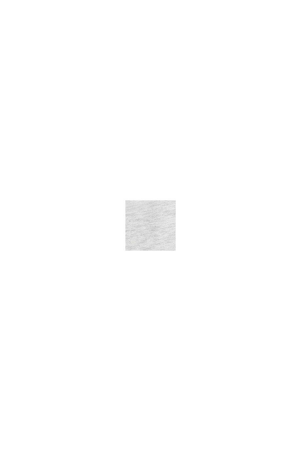 Camiseta con estampado, 100% algodón, DUSTY NUDE, swatch